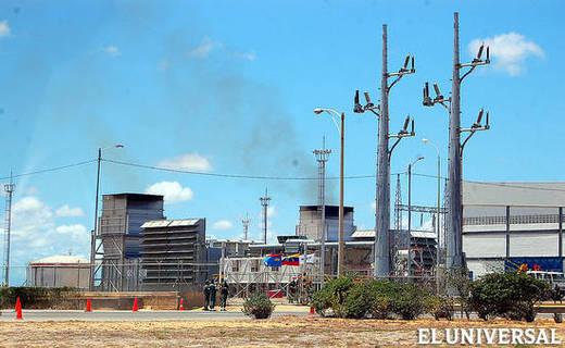 Servicio eléctrico será reactivado en Falcón