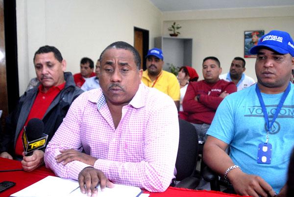 Sintraedelca: Corpoelec no tiene un presidente obrero que nos represente