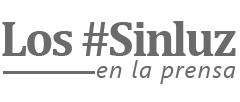Los #sinluz en la prensa