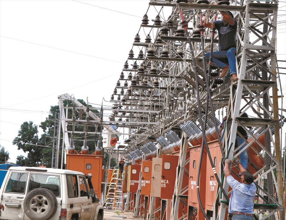 En Carabobo:  Solicitaron decretar emergencia en Corpoelec