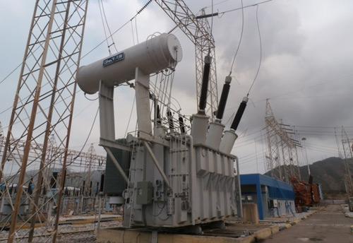 Instalado autotransformador de 200 MVA en S/E Planta Centro