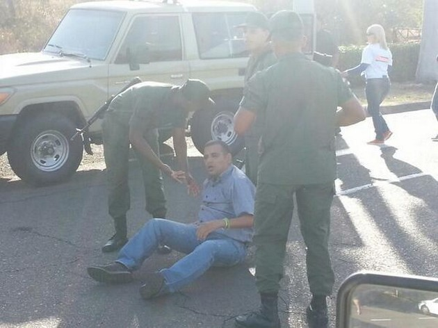 GNB detiene a dirigente sindical de Corpoelec