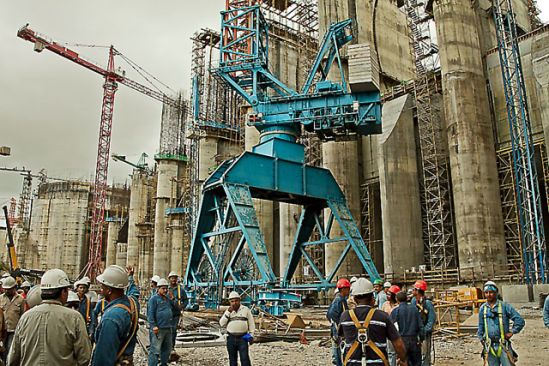 Obras de Odebrecht en Bolívar tienen una década en construcción