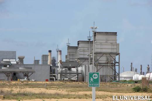 Termoeléctrica de Paraguaná sigue paralizada por sabotaje