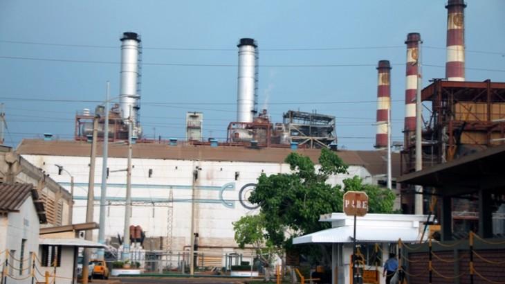 Ramón Laguna solo genera 35 MW