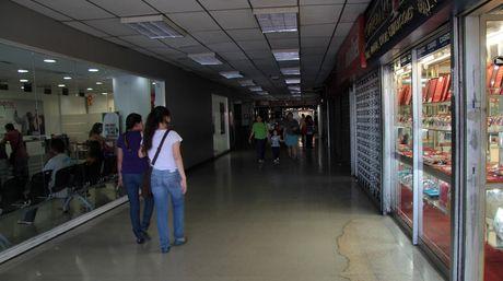 """Exigen cese del racionamiento eléctrico en centro comercial Trébol III ante """"quiebra inminente"""" de locales"""