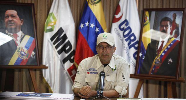"""Motta Domínguez afirma que la explosión en Carabobo fue por """"sabotaje"""""""