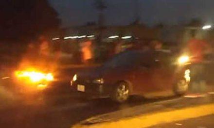Protestas por prolongados cortes eléctricos en Maracaibo