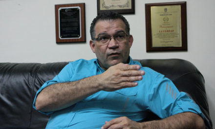 "Enrique Márquez califica crisis eléctrica como ""catástrofe"""