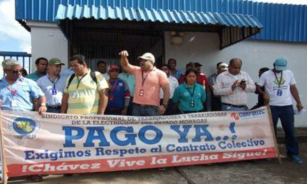 En Corpoelec amenazan con paralización nacional
