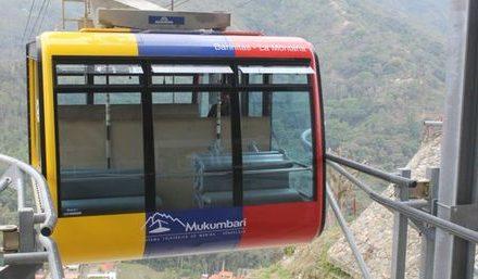 Teleférico de Mérida también se sumará a racionamiento eléctrico