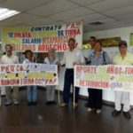 Suteeb reaparece y pide a Maduro firmar contrato colectivo en Corpoelec