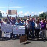 Jubilados de Corpoelec dicen que bajan de peso por salarios 'miserables'