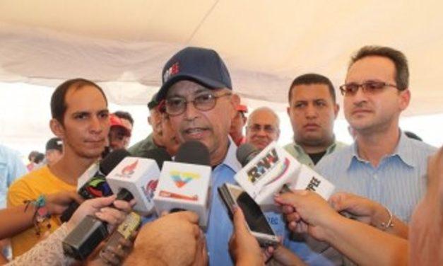 Ministro de Energía activó Estado Mayor Eléctrico Nacional en el estado Falcón