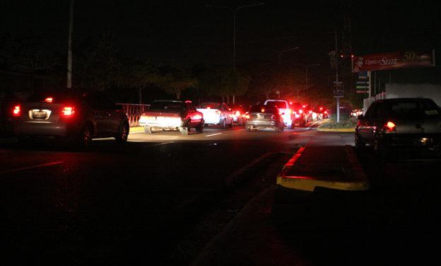 En Maracaibo van más de 50 fallas eléctricas en dos semanas