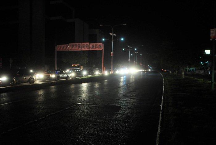 Inicia racionamiento de luz en Palavecino