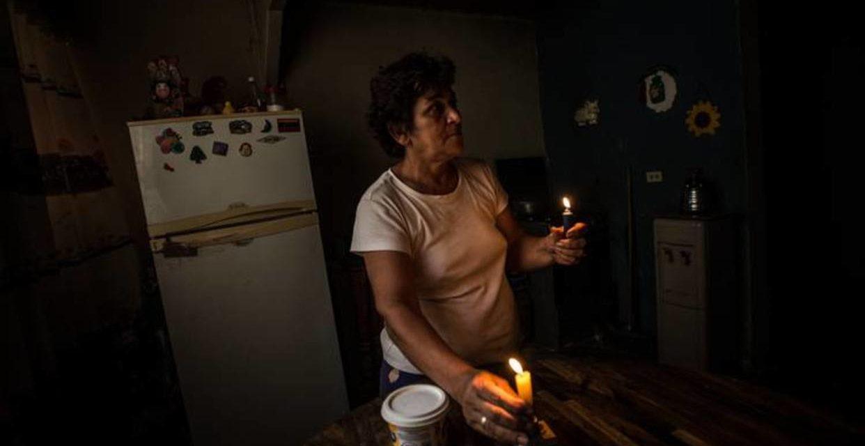 Fallas eléctricas en Maracaibo ahora son nocturnas