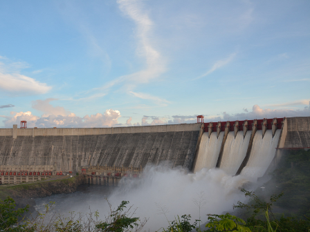 Experto en materia hidroeléctrica desmiente colapso de Guri por fuertes precipitaciones