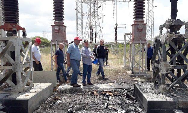 Persisten fallas en el sistema eléctrico en el Zulia