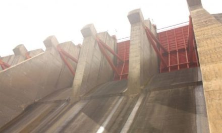 VIDEO | La represa de Guri no está colapsada