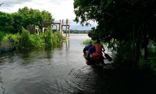 Responsabilizan al Estado por inundaciones que afectan a más de 500 familias guayanesas