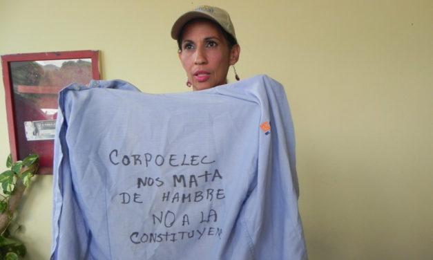 Despiden a empleados de Corpoelec que no votaron en la Constituyente