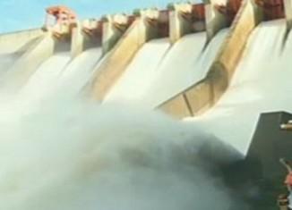 Prevén más lluvias y riesgo de inundaciones en comunidades cercanas al Caroní
