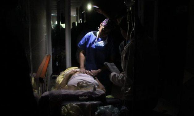 Apagón en el hospital de Maturín causó caos en sala de emergencia