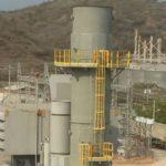 Generación termoeléctrica en Venezuela cae a mínimos históricos