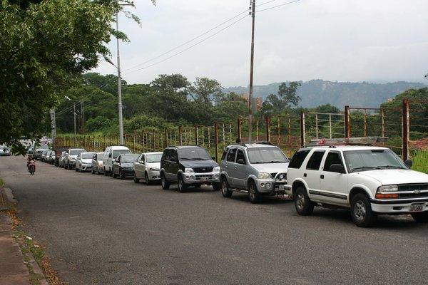 Suministro de combustible al Táchira afectado por los cortes de electricidad