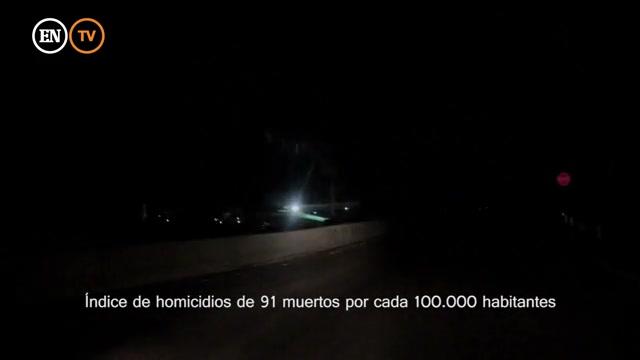 Caracas: ciudad fantasma