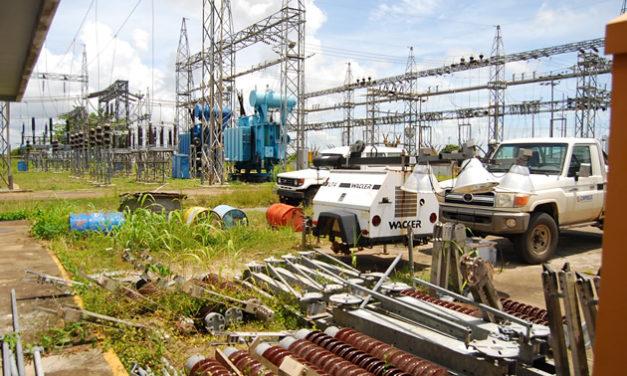 75% de subestaciones eléctricas en Monagas están obsoletas