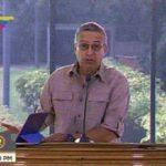 Motta Domínguez: En diez días esperamos solventar el problema eléctrico en todo el Zulia
