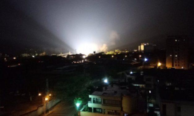 Conozca el relato de vecinos que vivieron explosión de la subestación de Corpoelec